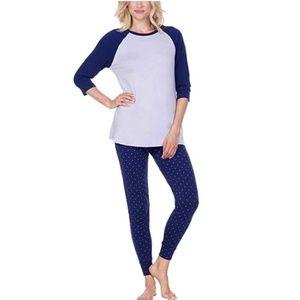 Honeydew Womens 2 Piece Pajama Set